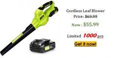 SnapFresh Cordless Power Tools Black Friday Deals