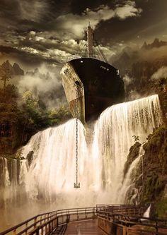 Titanic Manipulation