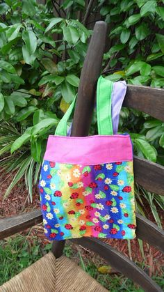 Check out this item in my Etsy shop https://www.etsy.com/listing/199560715/lady-bug-childrens-tote
