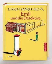 Emil und die Detektive (Erich Kästner), ab 10 Jahre.