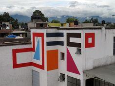 eltono. muac installation, mexico city. 2011.
