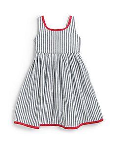 Ralph Lauren Toddler's & Little Girl's Striped Dress