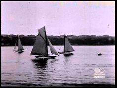 Alfonso XIII y Victoria Eugenia en las regatas de El Abra, 1927 (Filmoteca Española - Canal de vídeo de la Secretaría de Estado de Cultura)