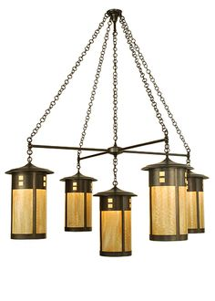 66w rutland 6 lantern rustic lodge chandelier beautiful straight find this pin and more on mission asian chandeliers mozeypictures Choice Image