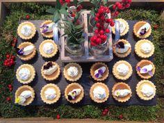 Mini desserts #pudding #treats #pretty #desserts #canapés #tart #seasonal #local #delicious #perfect #caterers #bestofbritish #events #London #Buckinghamshire #Marlow #corporate #wedding