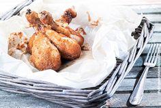 Μπουτάκια κοτόπουλο στο φούρνο