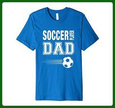 Mens Soccer Dad Novelty T Shirt Small Royal Blue - Sports shirts (*Amazon Partner-Link)