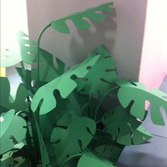 Welcome-to-the-jungle-!-_paper-_papercraft-_office-_shooting
