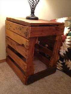 wood pallet ideas | ... wood pallet furniture ideas 27ezwgkh DIY Pallets Of Wood 30 Plans And