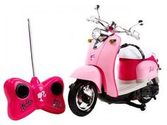 Moto Glamour da Barbie - Candide