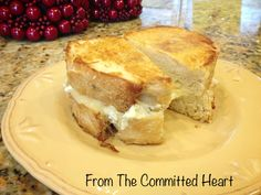 Copycat Panera Fontina Grilled Cheese Sandwich. YES!!!!