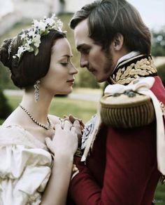 Queen Victoria & Prince Albert (The Young Victoria)