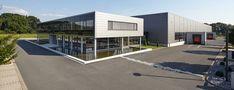 Architekten Wannenmacher + Möller GmbH - Project - Office and industrial building Tuxhorn