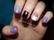 Bride and Groom Nails