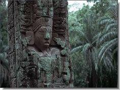 Quirigua Mayan Ruins