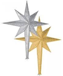 """36"""" Moravian Star Tree Topper, Pure White LED Star Tree Topper, Tree Toppers, White Lead, Pure White, Star Of Bethlehem, Ceiling Fan, Led, Pure Products, Stars"""