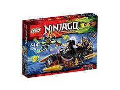 LEGO NINJAGO 70733 - Cole's Donner-Bike