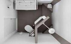 Znalezione obrazy dla zapytania kleine badkamer inloopdouche