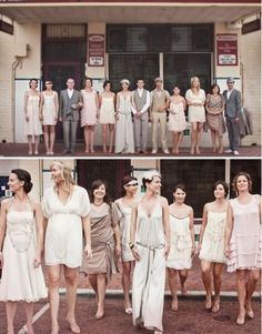 Are You A Fan Of Vintage Style? Then How About A Great Gatsby Wedding Theme     #Vintage #Retro #Wedding