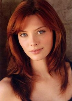 redhead - April Bowlby