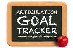 Setting Articulation Goals!
