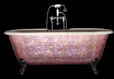 Swarovski Bathtub