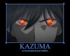"Any kaze No Stigma fans? you know you love kaze no stigma right? ls not amused by your bullshit. ""Eyes as blue as the azure sky"" Kaze No Stigma, Me Me Me Anime, Anime Love, Manga Art, Manga Anime, Anime Recommendations, Anime Shows, Scene, Psychotic"