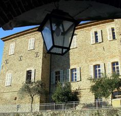 The Regional Enoteca and lovely restaurant are both located in the Castle of Mango. Piemonte, Italy