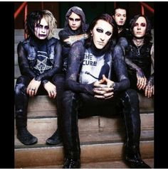 Motionless In White ^-^