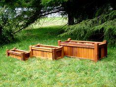 Rectangular Planter Box Gallery