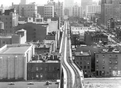 High Line New York-History