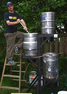 Show us your sculpture or brew rig - Page 118 - Home Brew Forums