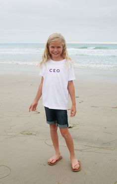 CEO Organic Kids Tee. Be kind, courageous, thoughtful, patient, responsible, curious, open-minded, honest, & helpful. ShopPositiveEnergy.com. Made in California, USA. Woman Owned. Mother and daughter company. Organic Cotton. Water-based Ink. Get Inspired. Eco Conscious & Responsibility. Change the world. Reduce your footprint. Make a change for a better world. Spread Love and Kindness. Do Better. Feel Better. Be Better. Be an Advocate for a Better World!