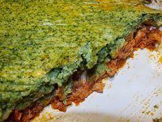 A cozinha do Titó: Empadão de Atum, couve-flor e brócolos