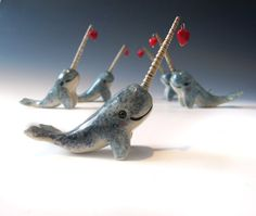 Narwhal love!