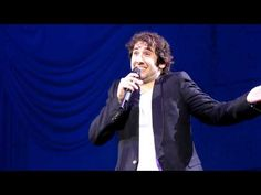 Josh Groban, singer and comedian: His 10 funniest moments