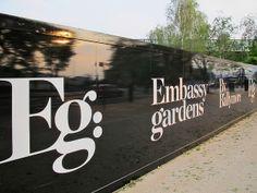 Embassy Gardens advertising hoarding   Flickr - Photo Sharing!