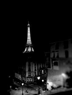 Night, Paris