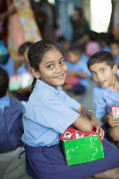 Operation Christmas Child India