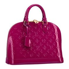 bb368184ba1 louis vuitton Alma PM Top Handles Indian rose Monogram Vernis M91770   200.99 Louis Vuitton Geschäft,