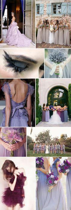 Purple Rain. | Rock My Wedding