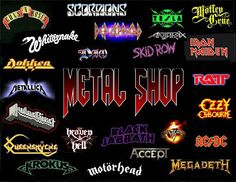 $10.00 | October 18 @ Queen City Music Hall - Metal Shop [80s metal cover band]