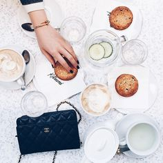 Coffee for a productive friday  by kristina_bazan