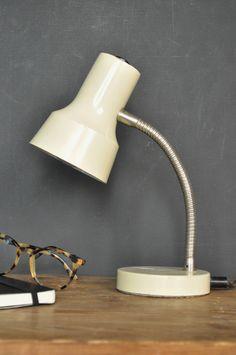 Le Vide Grenier d'une Parisienne : Lampe de bureau vintage