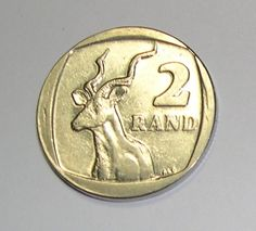 2010 South Africa Two Rand (R2) Uncirculated Coin - Greater KUDU