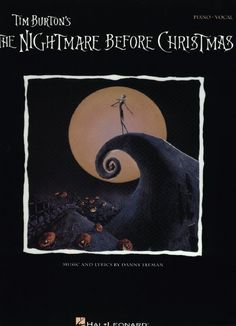 This is Halloween Danny Elfman - The Nightmare Before Christmas - Piano Sheet | Scribd