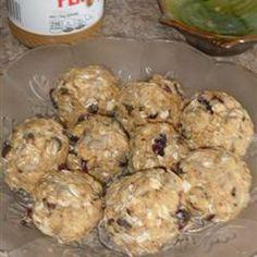 No-Bake Oatmeal Protein Bites Recipe - Allrecipes.com