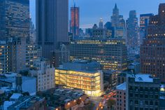 SmithGroup   Case Studies   Featured Projects   New York Law School
