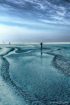 On the beach at Conil de la Frontera, Spain. Andalucia  Spain