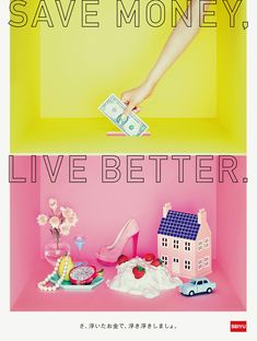 Save Money, Live Better - Kunou Mari